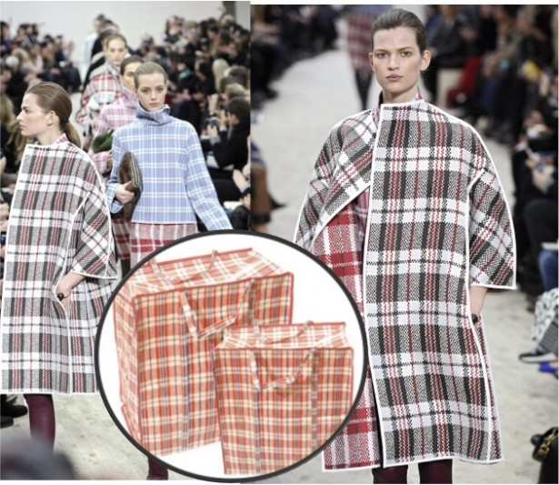 Celine-Plaid-Coats