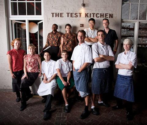 Resultado de imagem para The Test Kitchen africa do sul