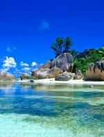 Praias da República de Seychelles -  Impossível não se apaixonar por essa praia! Um lugar paradisíaco, dá pra discordar?
