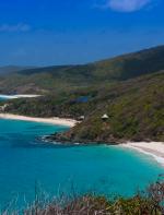 Ilha Mustique - St. Vincent e Granadinas é um pequeno país insular do Caribe. Por ser tão pequeno e isolado, é o local ideal pra fugir do restante do mundo!