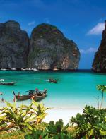 Praias da ilha Ko Phi Phi Don -  Não é preciso dizer muita coisa pra comprovar o quanto a Tailândia é incrível. Além de ser muito rica culturalmente, tem praias deslumbrantes para poder explorar!