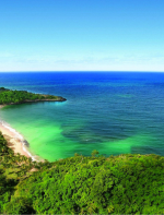 Las Terrenas - Se você está procurando uma praia linda com um pouco mais de privacidade, a praia de Las Terrenas, na República Dominicana é linda e ótima pra curtir à dois!