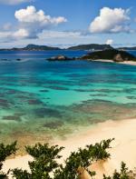 Mile Beach -  A praia em Queensland, Austrália, é parte de uma ilha de tirar o fôlego,  com paisagens impressionantes e onde habitam várias espécies animais australianos.