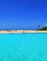 Vieques -  Quem estiver pensando em fazer uma viagem à dois não pode deixar de conhecer esta ilha isolada de Porto Rico. Dizem que é tão reservada que é possível caminhar entre um ou dois quilômetros sem achar ninguém por perto.