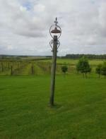 Sede de Punta del Este da Bodega y Granja Narbona, onde estão os vinhedos das variedades brancas
