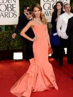 Jessica Alba no Golden Globes
