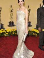Anne Hathaway no Academy Awards 2009