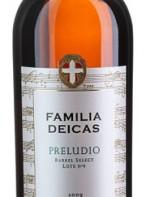 Prove o branco Familia Deicas Preludio.  Um corte com 50% Chardonnay e 50% Viogner