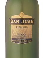 Até hoje eles produzem um Riesling muito bom. Elegante, com aromas finos e, até, um petrolado (um leve aroma de petróleo que, dizem, dá a nobreza dos Rieslings da região do Reno na Alemanha)