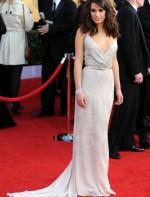Lea Michelle no 17th Annual Screen Actors Guild Awards