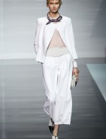 Emporio Armani Spring Ready-to-Wear 2014