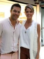 Fernando Torquatto e Helena Bordon