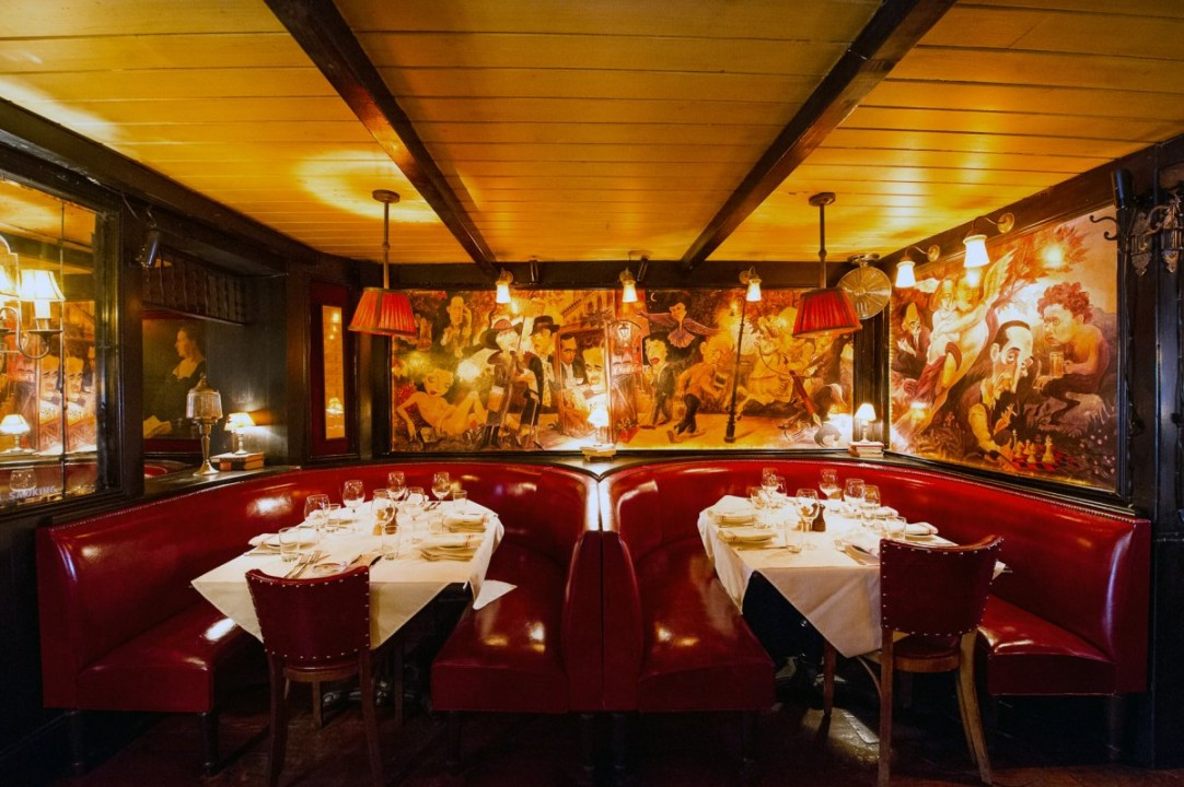 Restaurantes perfeitos para o inverno em nova york for Best private dining rooms cheshire