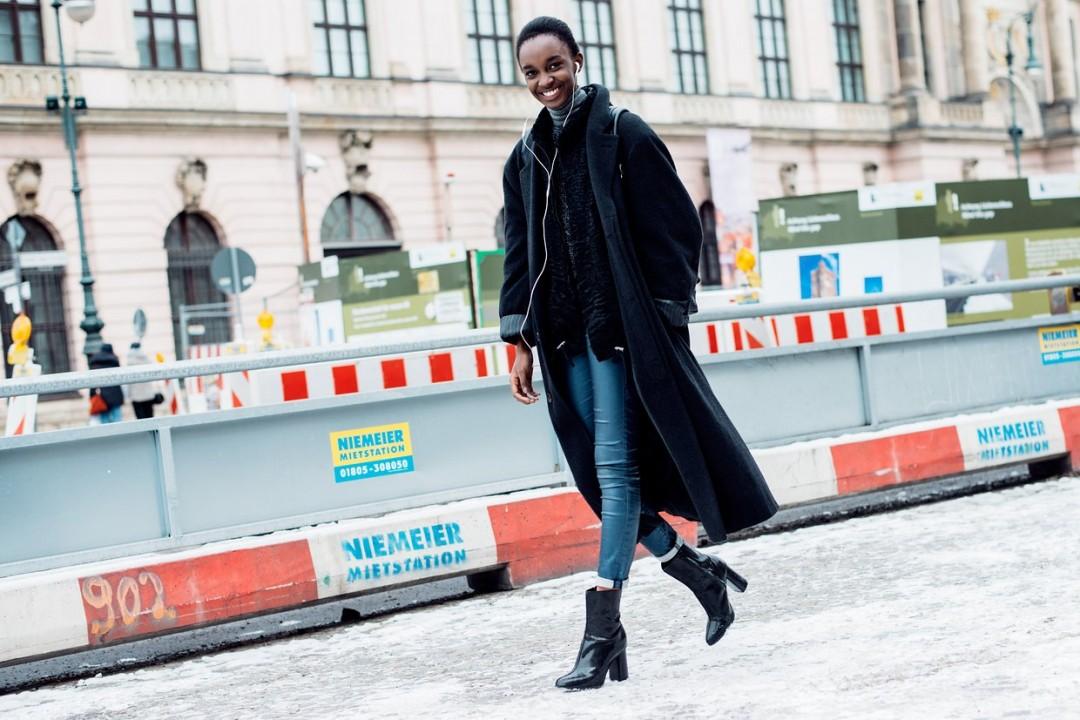 Street Style Berlin Fashion Week Helena Bordon