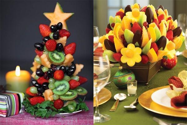 decoracao festa natalina : decoracao festa natalina:Decoração de mesa de Natal – Helena Bordon