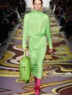 Mandatory Credit: Photo by WWD/REX/Shutterstock (8428611u) Model on the catwalk Emilio Pucci show, Runway, Autumn Winter 2017, Milan Fashion Week, Italy - 23 Feb 2017