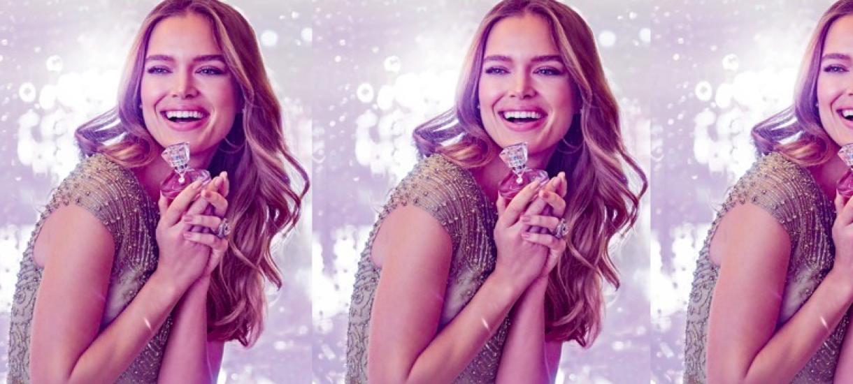 Novidade da Avon ilumina o que a mulher tem de mais bonito - Helena Bordon