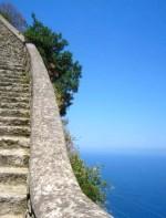 turismo-em-Nápoles-na-ilha-de-Capri-scala-fenicia-de-Anacapri