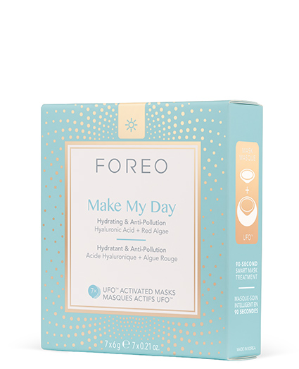 make my day foreo