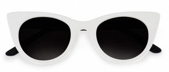 doshow branco lente preta post